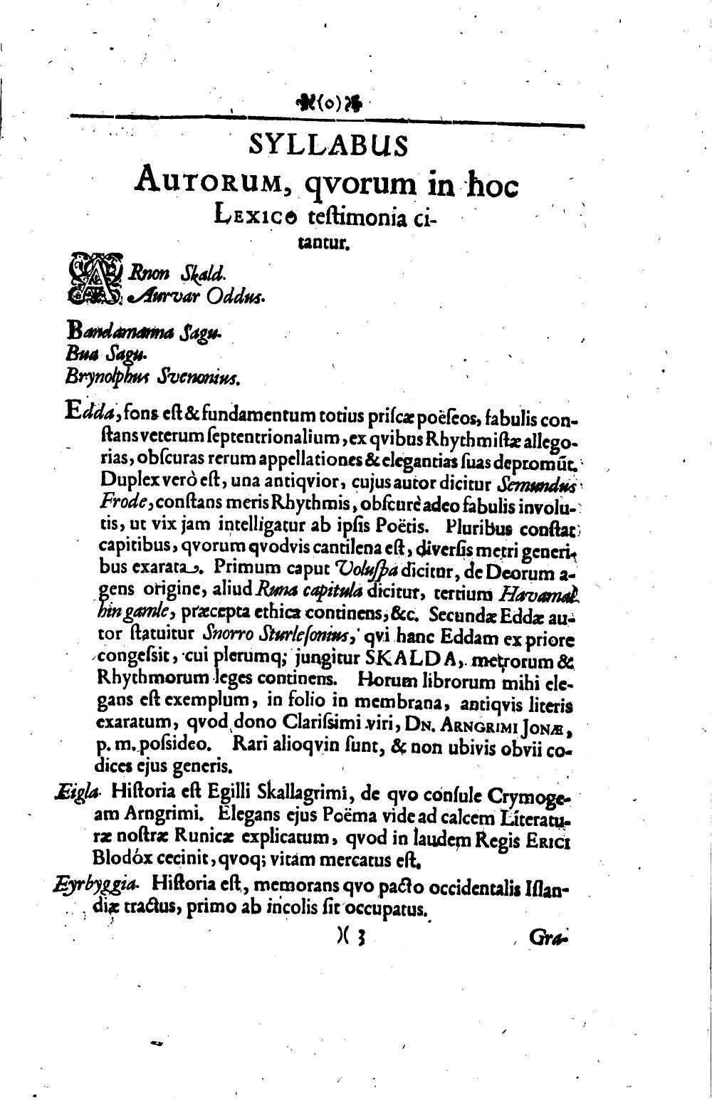 specimen lexici runici