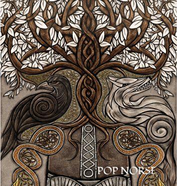 [Parution] Fantasy Art and Studies 6: Pop Norse