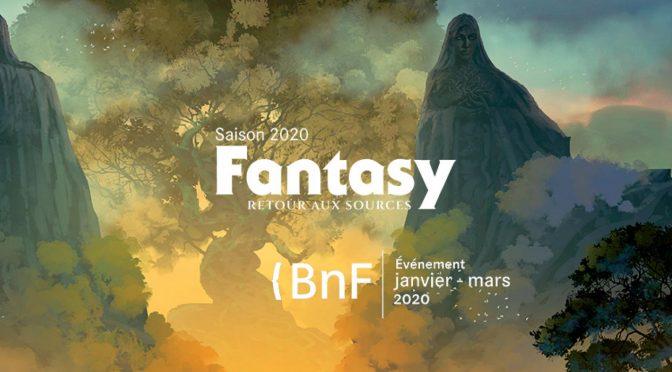 Exposition virtuelle de la BNF – Fantasy, retour aux sources – en ligne !